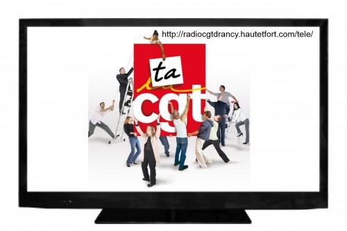 syndicat, cgt, drancy, 93, télévision, radio,